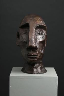 Kopf 1 frontal